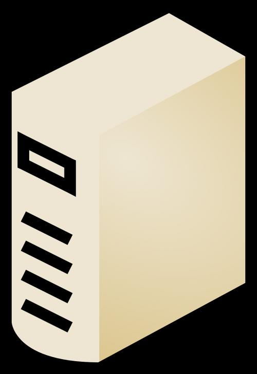 computer server casing