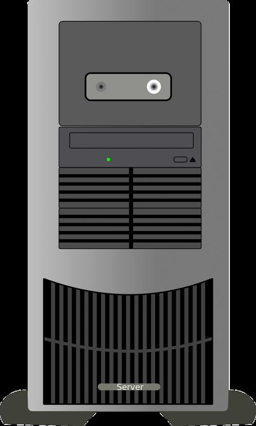 computer desktop server