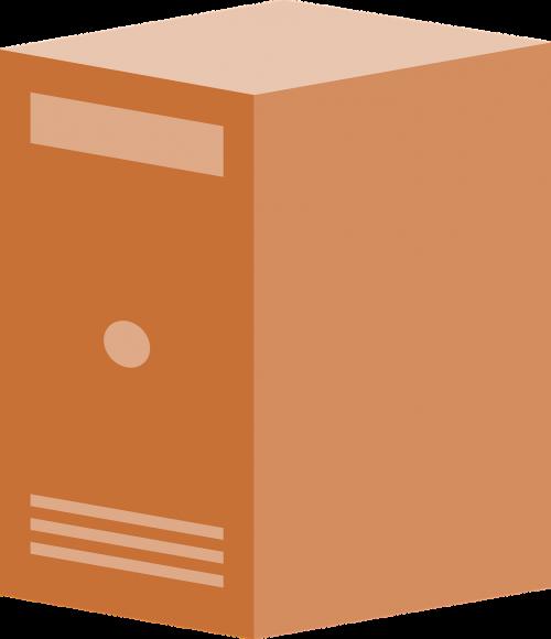 computer server case