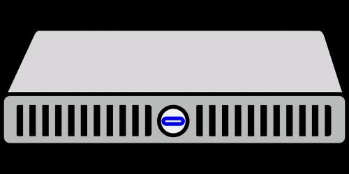 computer network server