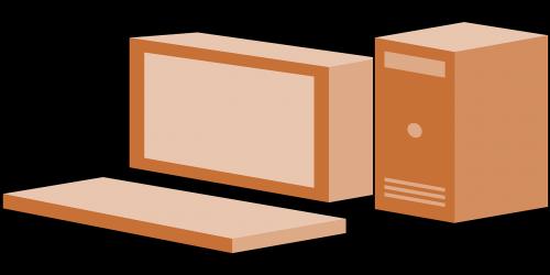 computer schematic terminal