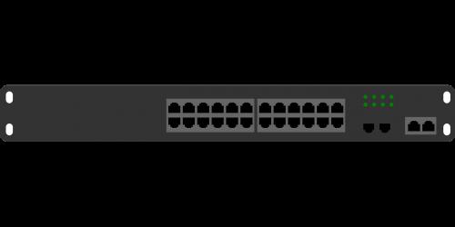 computer lan network