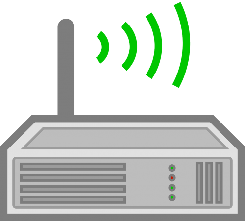 computer network router