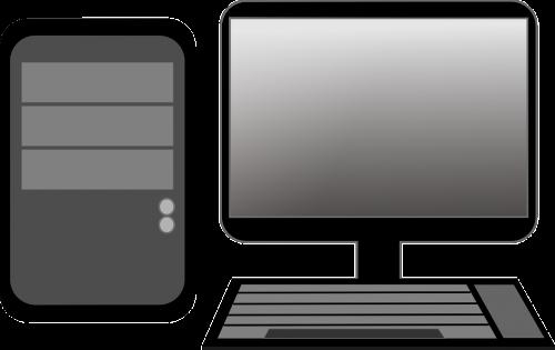 computer desktop keyboard