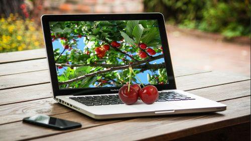 computer portable cherry