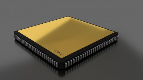 computer chip electronics