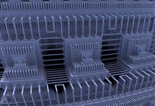 computer processor technology