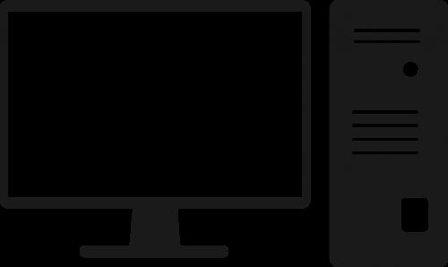 computer pc central unit