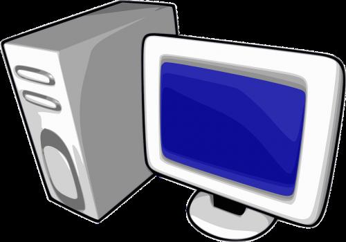 computer hardware monitor