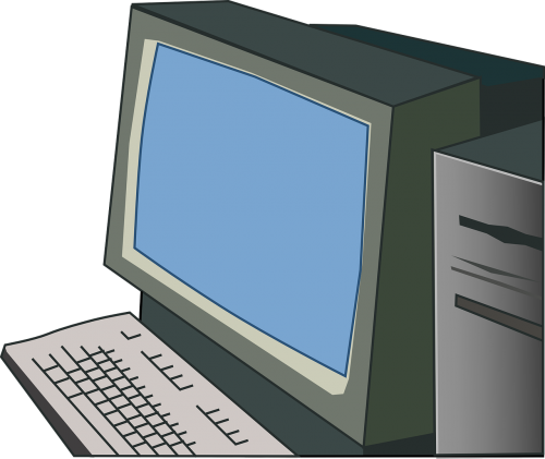 computer server monitor