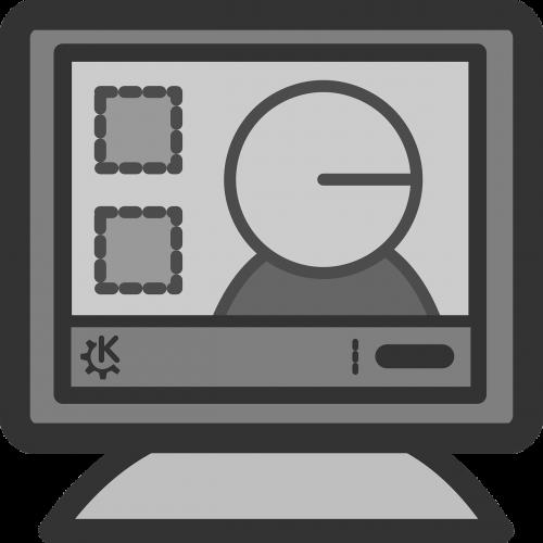 computer screen edit