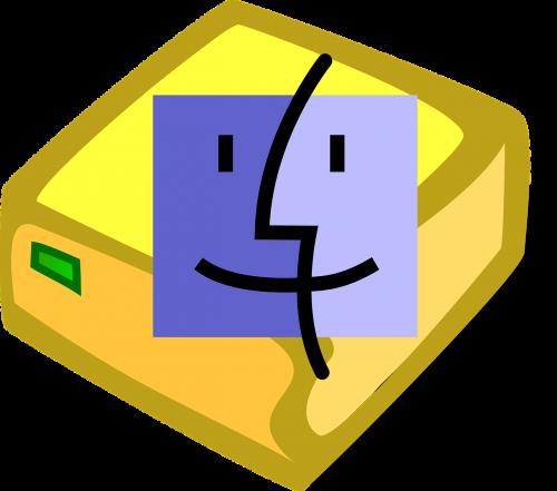 computer symbol mac