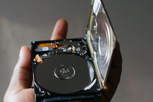 computer hard disk hard drive