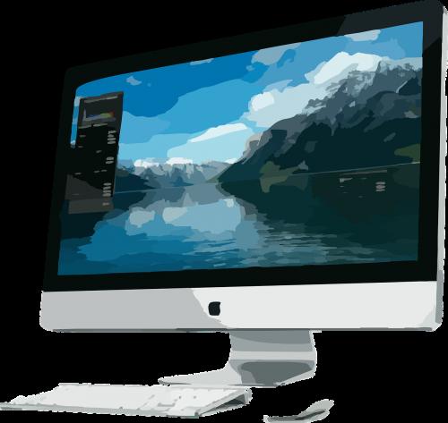 computer apple inc monitor