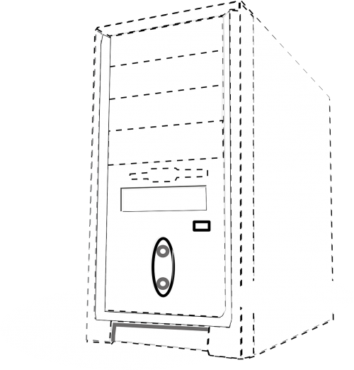 computer pc tower