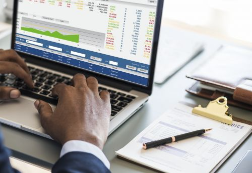 computer business laptop