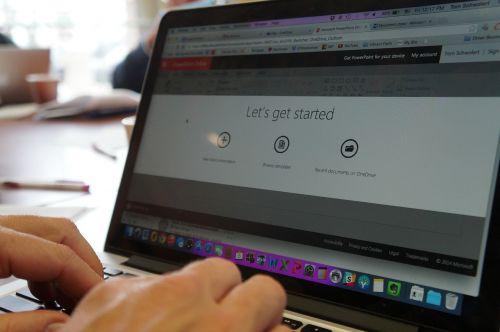 computer startup business