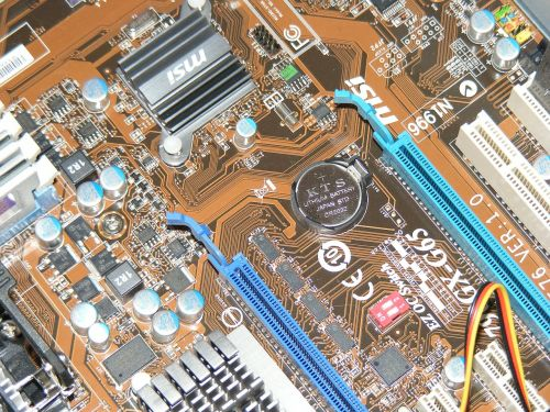 computer motherboard mainboard