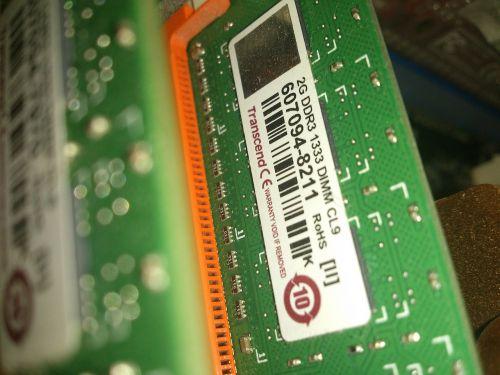 computer hardware ram