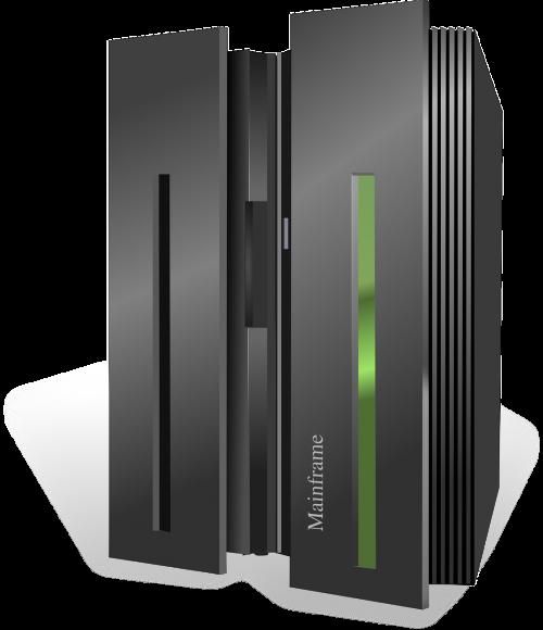 computer mainframe server