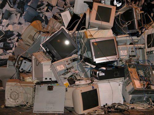 computers monitors equipment