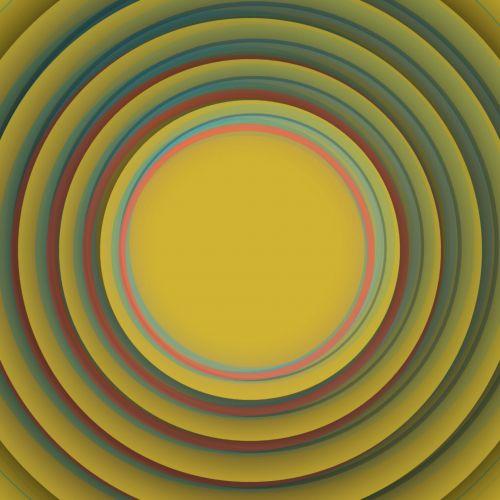 Concentric Discs 4