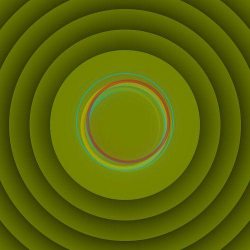 Concentric Discs 5