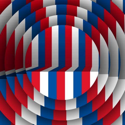 Concentric Discs 6