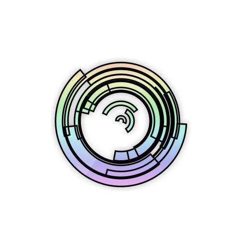 Concentric Rainbow Curves