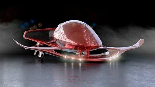 concept  airplane  plane