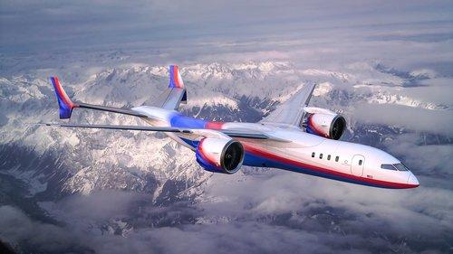 concept  airplane  jet
