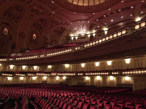 concert concert hall auditorium