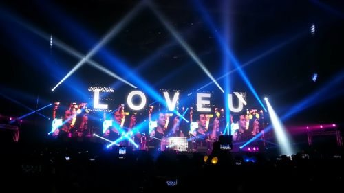concert lighting music