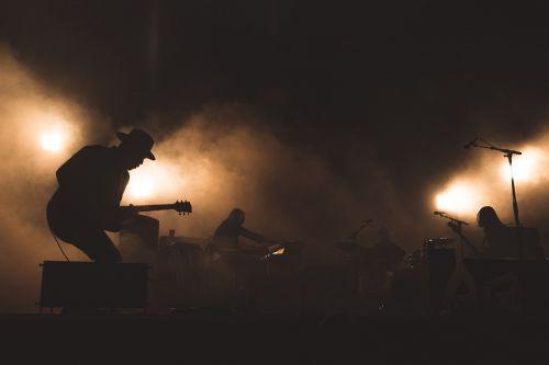 concert stage light