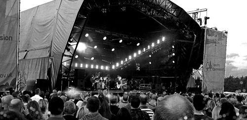 concert rock rock n roll