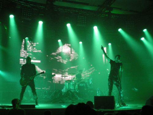 Concert Green Lights