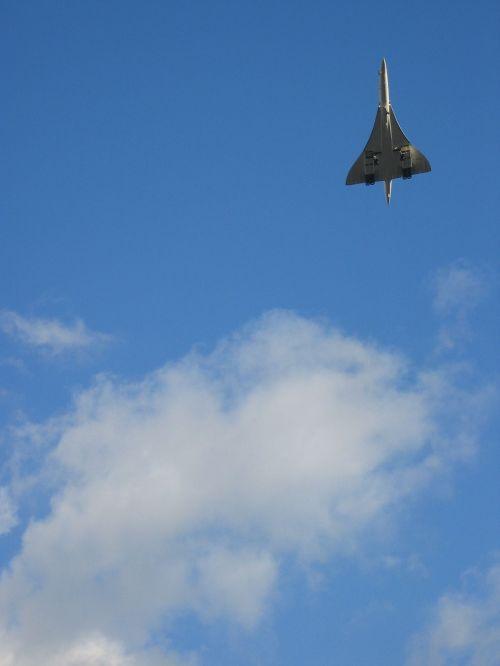 concorde concorde flying concorde returns last time
