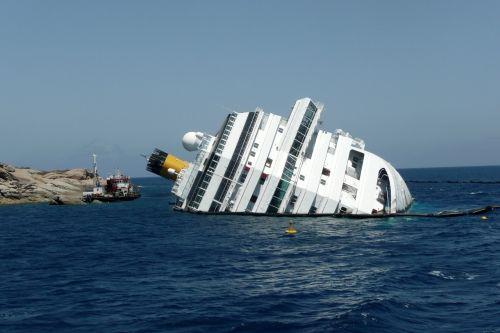 concordia island lily shipwreck