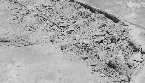 concrete decay remodel
