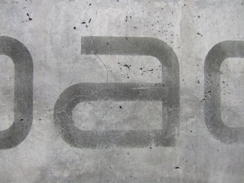 concrete urban trist
