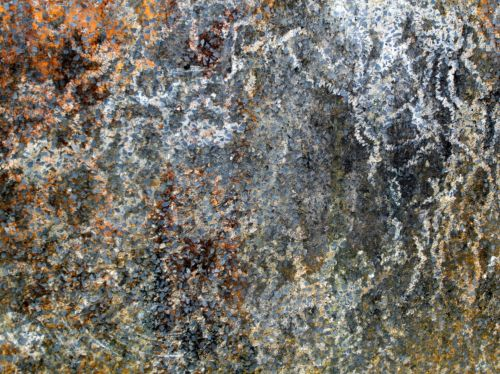Concrete Texture With Random Lines