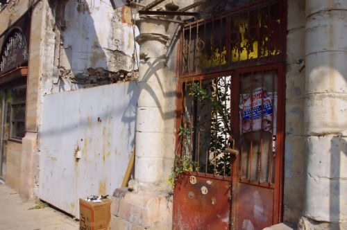 Condemned Building