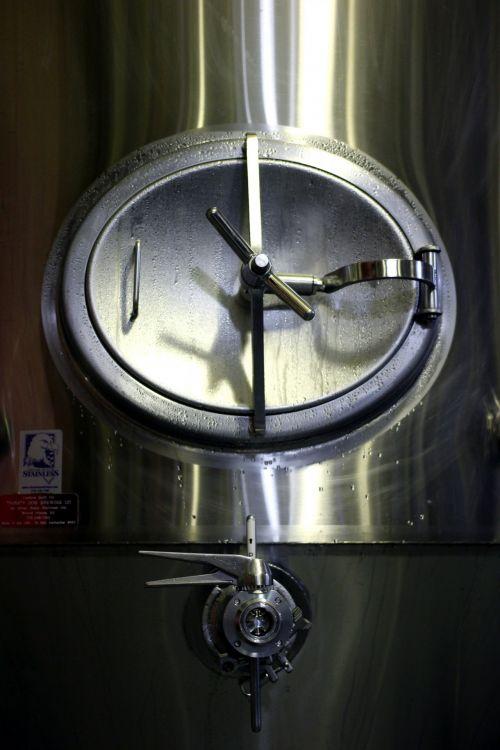 Condensation On Metal Tank