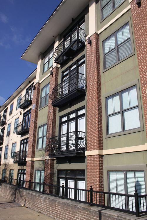 condo apartment complex