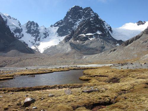 condorini mountain bolivia