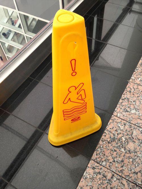 cone safety pylon
