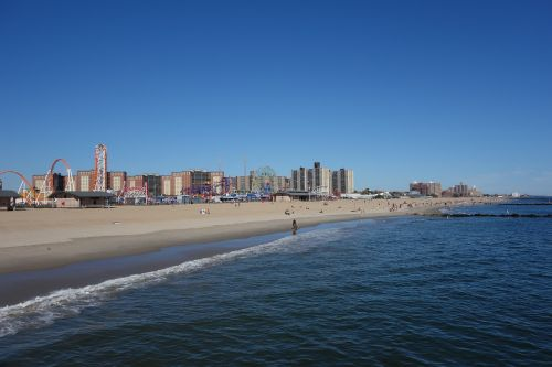 coney island new york brooklyn