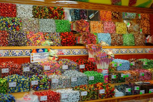 confectionery sale candy