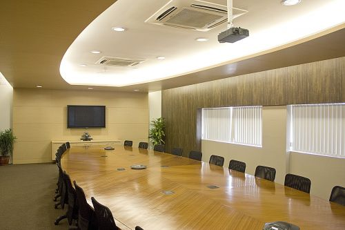conference room corporate