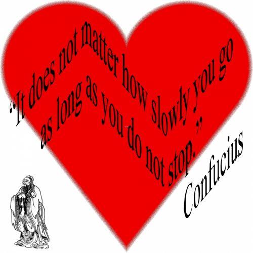 švietimas, įkvepiantis, gyvenimas, atkaklumas, raudona, juoda, konfucius, greitis, širdis, Konfucijaus greitis